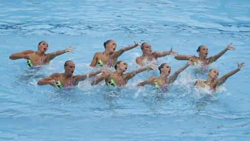 В Україні можуть провести чемпіонат світу з водних видів спорту