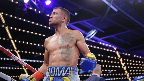 Ломаченко существенно улучшил позицию в рейтинге лучших боксеров мира