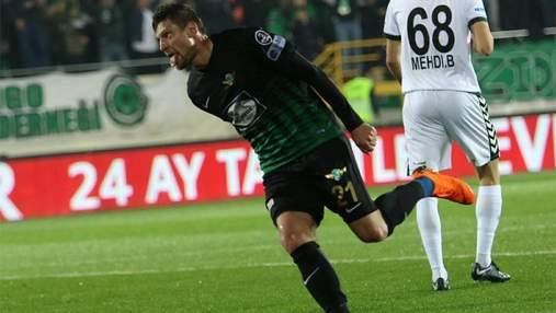Українець Селезньов підписав попередній контракт з новим клубом