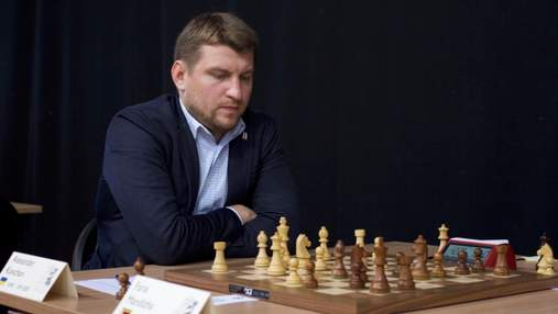 В Киеве интересно стартовали чемпионаты Украины по шахматам