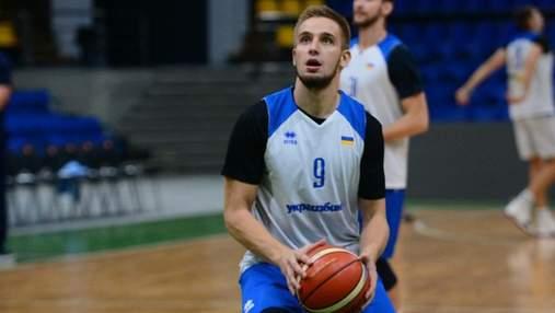 Президент Федерации баскетбола Украины заплатит игроку сборной за травму