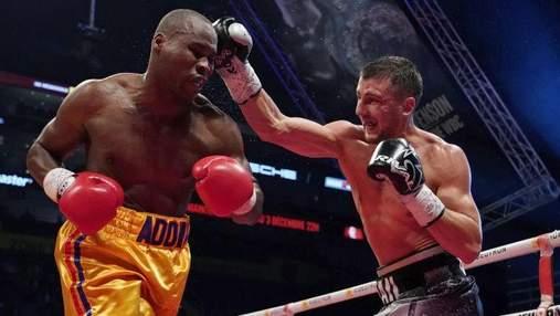 Брат Адоніса Стівенсона розповів про стан боксера після нокауту Гвоздика