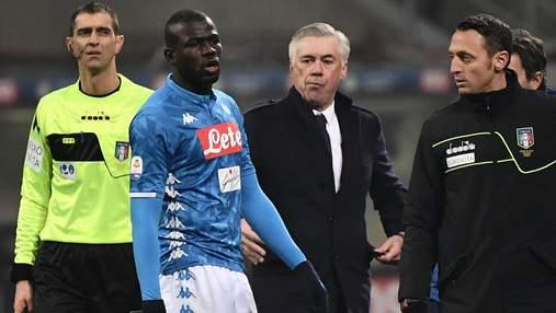 В Италии футбольный матч омрачила резня и расизм: Роналду встал на защиту конкурентов