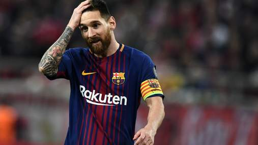 Месси неожиданно признан лучшим футболистом года по версии Marca