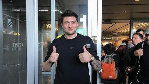"""Селезньов уже прибув в Іспанію для підписання контракту з """"Малагою"""": названо умови"""