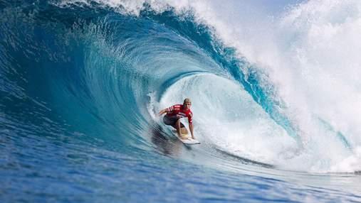 Дивовижний порятунок: як серфер врятувався від пащі білої акули