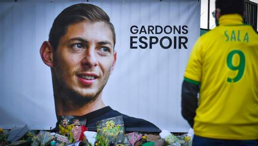 Мессі, Буффон та зірки футболу закликали продовжити пошук Еміліано Сали