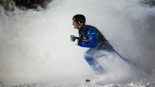 Олимпийский чемпион Абраменко завоевал серебро на чемпионате мира по фристайлу: видео