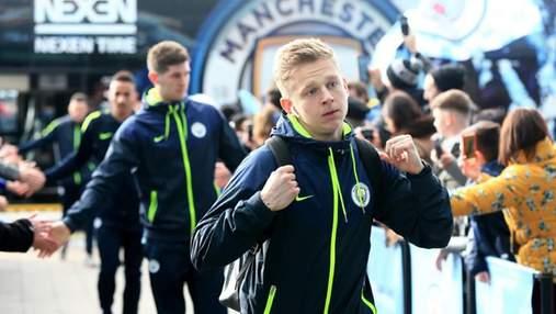 """Зинченко впервые в 2019 году сыграет за """"Манчестер Сити"""" в чемпионате Англии"""