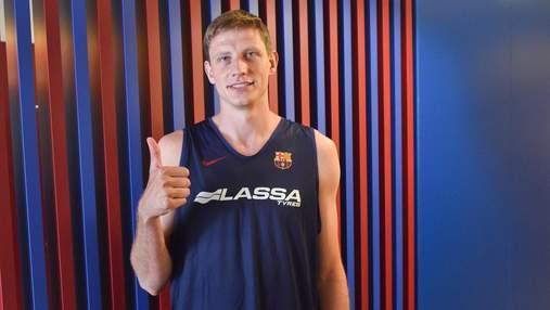 """Баскетболисты """"Барселоны"""" призвали поддержать сборную Украины перед важным матчем: видео"""
