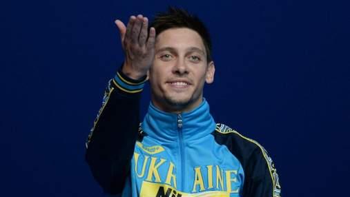 Український призер Олімпійських ігор вперше став батьком: фото