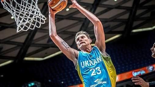 Сборная Украины по баскетболу потеряла топ-игрока перед важным матчем