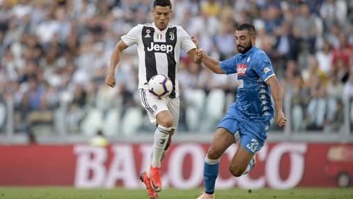 Наполи – Ювентус: прогноз букмекеров на матч чемпионата Италии