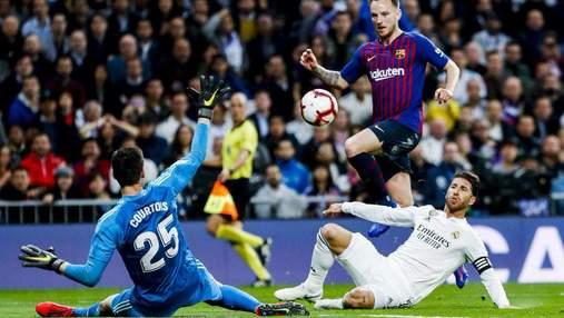 """""""Барселона"""" мінімально перемогла """"Реал"""" у чемпіонаті Іспанії: відеоогляд матчу"""