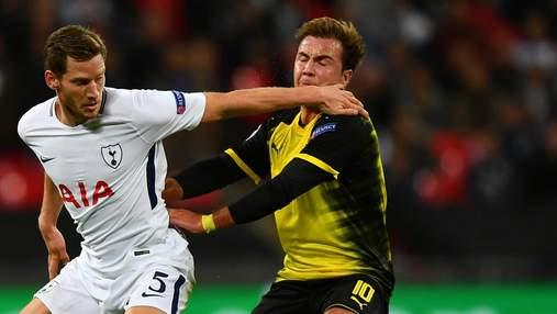 Боруссия – Тоттенхэм: прогноз букмекеров на матч Лиги чемпионов