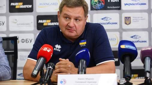 Тренер сборной Украины покинет свой пост, команду возглавит иностранец