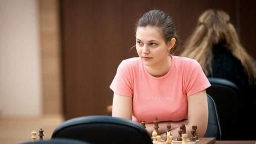 Женская сборная Украины по шахматам одержала вторую победу на чемпионате мира