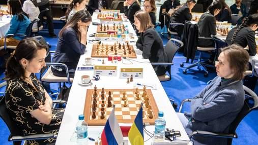 Женская сборная Украины поборется за серебряные награды на чемпионате мира по шахматам