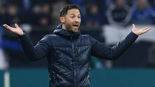 Лідер збірної України з футболу залишився без головного тренера
