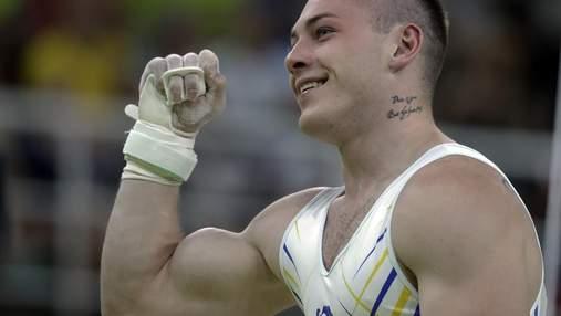 Українець Радівілов завоював бронзу на етапі Кубка світу зі спортивної гімнастики: відео