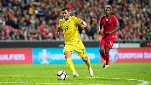 Португалія вимагає технічну поразку України в двох матчах через Мораеса: пояснення