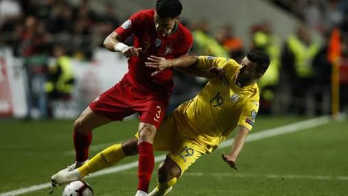 Люксембург подает жалобу на сборную Украины из-за Мораеса