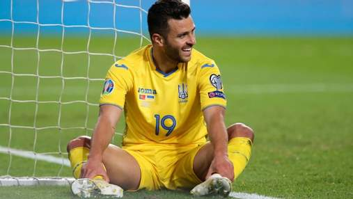 УЕФА начала расследование против Украины из-за натурализации Жуниора Мораеса