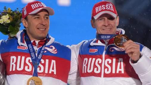 У Росії забрали ще дві золоті медалі Олімпіади-2014 в Сочі через допінг