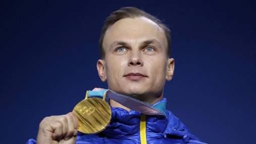 Абраменко и Костевич – лучшие спортсмены Украины в 2018 году