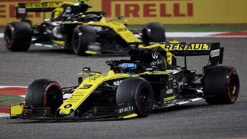 Пілота Renault мало не вдарив електрострумом болід під час гран-прі Бахрейну