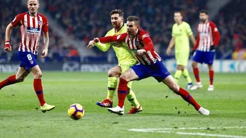 Барселона – Атлетіко: де дивитися матч чемпіонату Іспанії