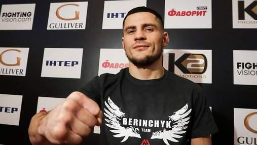 Український боксер Берінчик може переїхати до США: відома причина