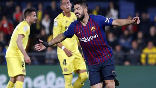 """""""Барселона"""" зіграла внічию з """"Вільярреалом"""" 4:4, зрівнявши рахунок на 90+3 хвилині: відео"""