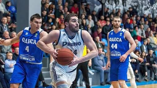 В Днепре определился последний полуфиналист Суперлиги по баскетболу