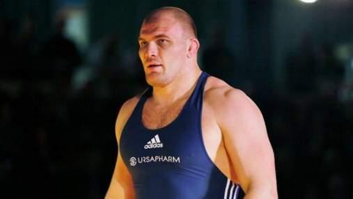 Украинец Хоцяновский завоевал медаль на чемпионате Европы по вольной борьбе