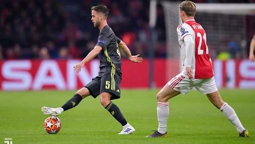 Ювентус – Аякс: прогноз букмекеров на матч Лиги чемпионов