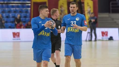 Збірна України з гандболу здобула третю поспіль перемогу у відборі на Євро-2020