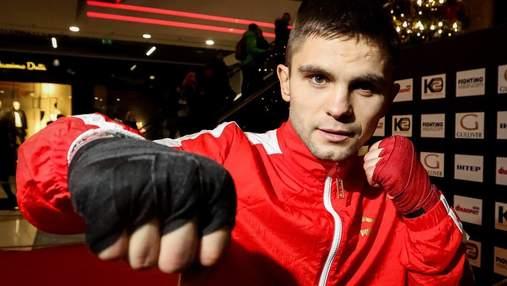 Український боксер потужним нокаутом переміг в андеркарті бою Берінчик – Аракава: відео