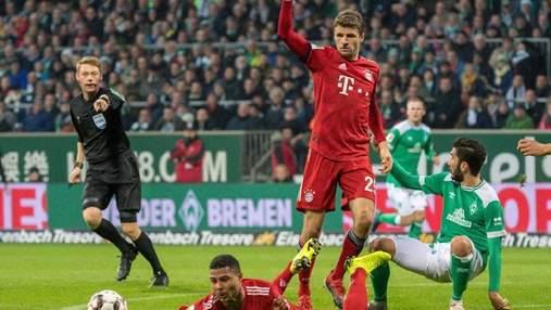 """""""Баварія"""" в 23-й раз вийшла в фінал Кубка Німеччини і оновила рекорд турніру: відео"""