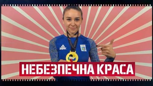 Красивые и опасные: топ украинских спортсменок, которые могут за себя постоять