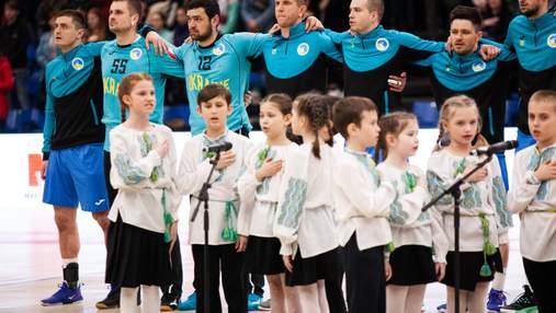Збірна України оголосила заявку на матчі відбору Євро-2020 з гандболу