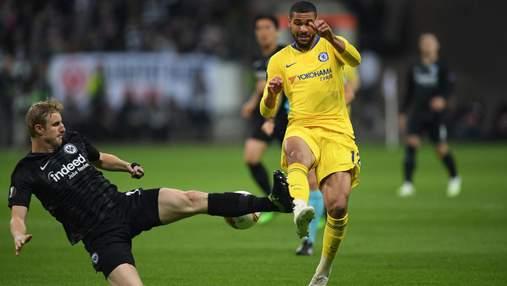 Челсі – Айнтрахт: де дивитися онлайн матч Ліги Європи