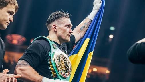 Усик – Такам: стало відомо, скільки українець заробить за бій