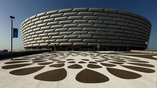 """""""Арсенал"""" жорстко розкритикував УЄФА через фінал Ліги Європи в Баку"""