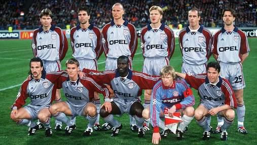 """""""Манчестер Юнайтед"""" і """"Баварія"""" зіграють """"матч легенд"""" з нагоди драматичного фіналу 1999-го"""