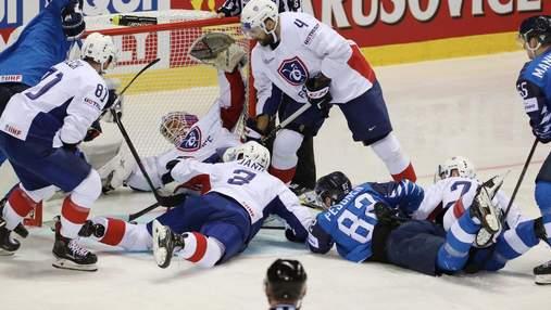 Чемпіонат світу з хокею – топ-3 голи ігрового дня: відео