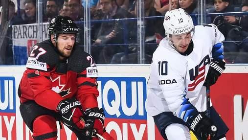 Канада обыграла США, Россия забросила 7 шайб чемпиону мира: результаты матчей ЧМ по хоккею