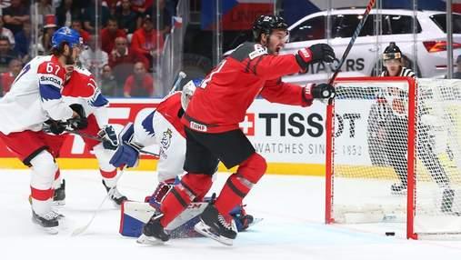 Канада разгромила Чехию и вышла в финал чемпионата мира по хоккею: видео