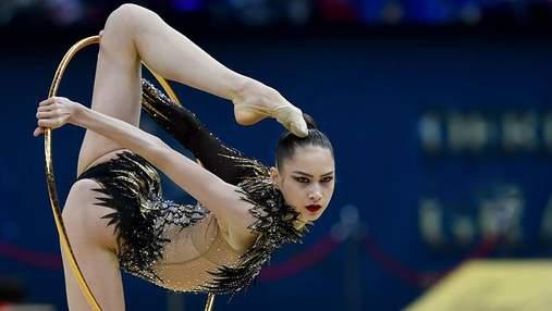 Украинские гимнастки завоевали золото на этапе Гран-при: видео выступления