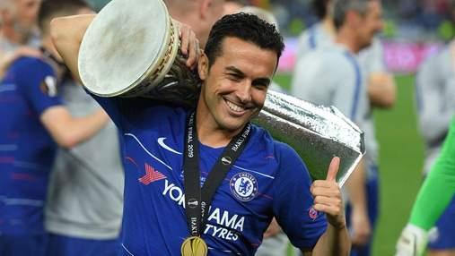 """Футболіст """"Челсі"""" Педро встановив унікальне досягнення: не обійшлося без """"Шахтаря"""" та Коноплянки"""